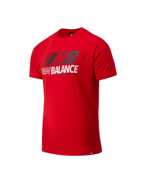 NEW BALANCE HOMBRE ESS SPEED ACTION TEE